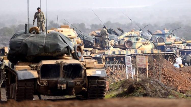 Afrin'e Cinderesi modeliyle kuşatma