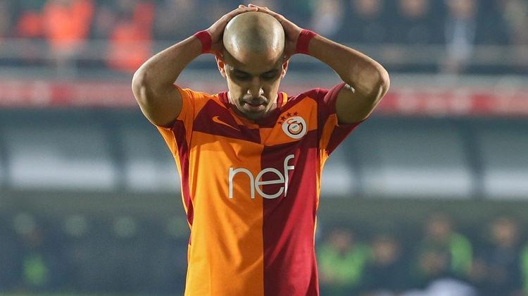 Sofiane Feghouli Galatasaray'ı sildi