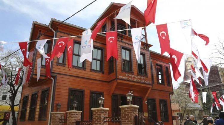 Asım'ın nesli Mehmet Akif Ersoy Müzesi'ni açtı