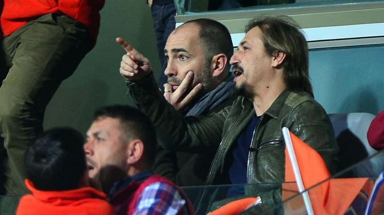 Igor Tudor Beşiktaş'ı izledi