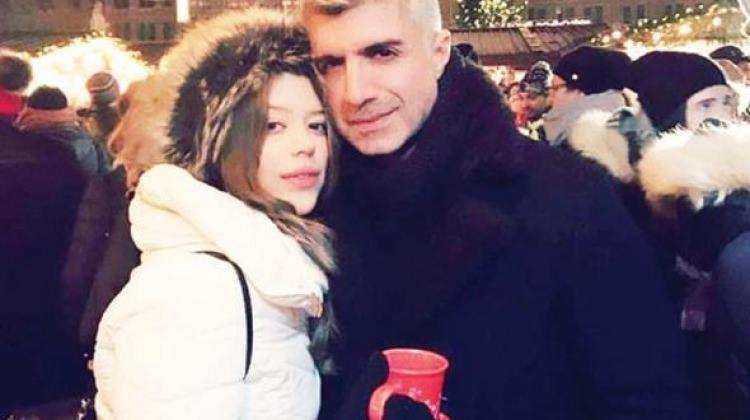 Özcan Deniz ve Feyza Aktan evlendi