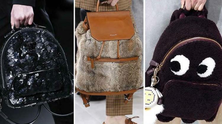 Sezonun en trend sırt çantası modelleri