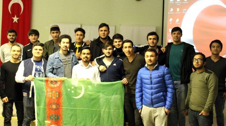 TÜ'de Türkmenistan ve Bulgaristan tanıtıldı
