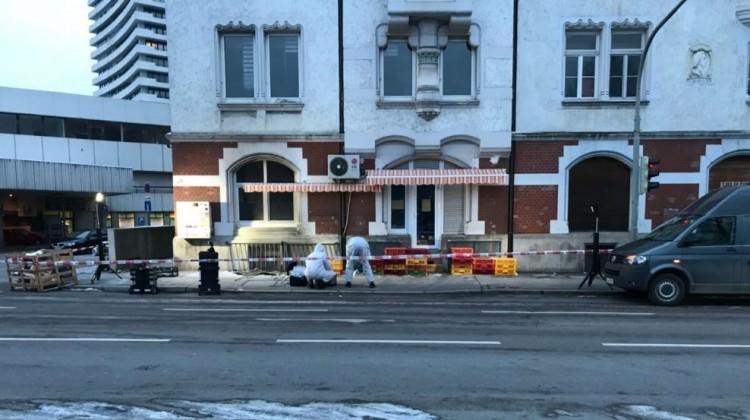 Almanya'da bir camiye daha saldırı!