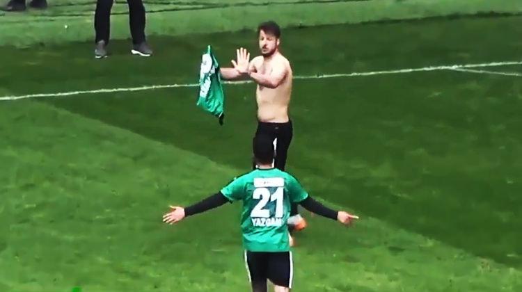 Göbekli Batuhan Sakarya'yı sırtlıyor! İşte o gol