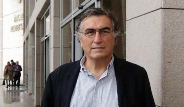 Gazeteci Hasan Cemal'e 1 yıl 6 ay hapis cezası