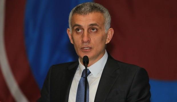 Hacıosmanoğlu'na 'alıkoyma' suçundan hapis cezası!