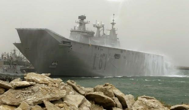 Suudi Arabistan'dan savaş gemisi anlaşması!