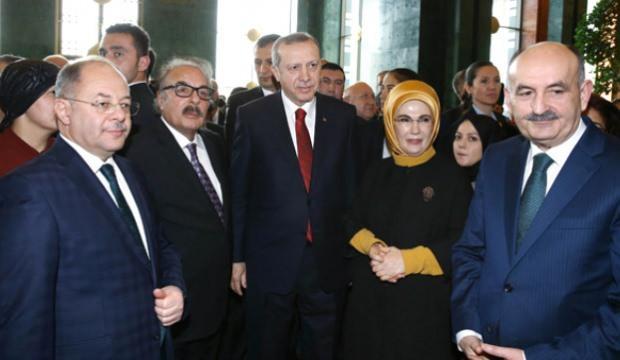 Ferdi Tayfur'dan Erdoğan'a övgü dolu sözler