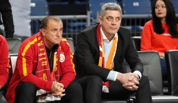 Galatasaray, Avrupa Ligi yöneticileri ile buluştu