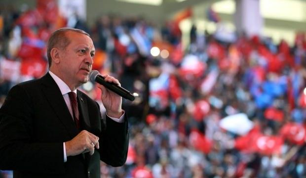 Erdoğan'ın seçim startını vereceği kent belli oldu