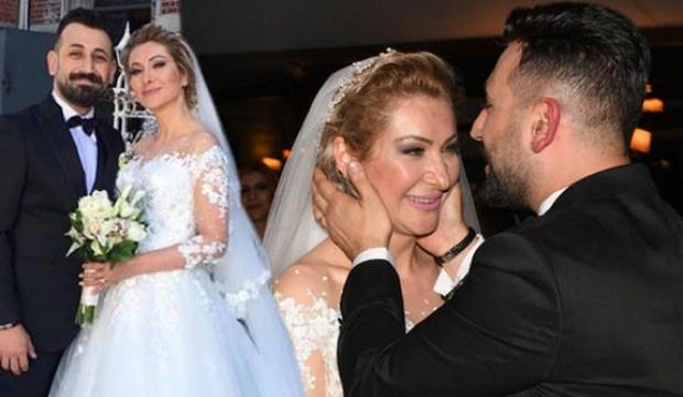 Oyuncu Sinan Çalışkanoğlu evlendi