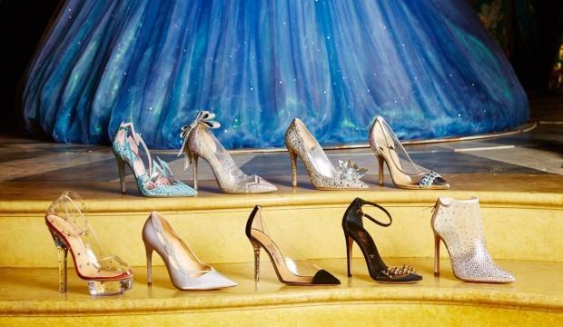 Cinderella ayakkabısı nerede kullanılır?
