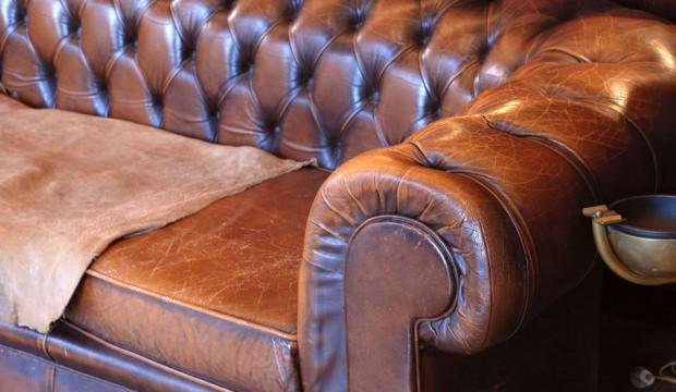 Deri koltuk döşemesi nasıl değiştirilir?