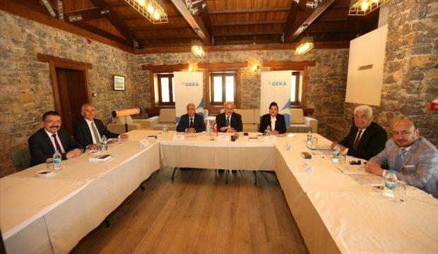 GEKA yönetimi Denizli'de toplandı