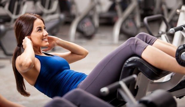 Karın düzleştiren egzersizler