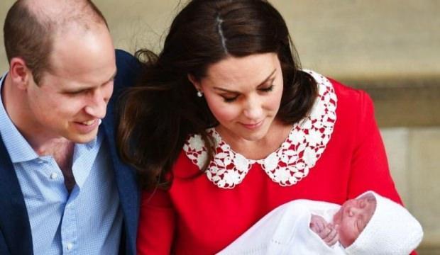 Kraliyet ailesinin yeni üyesinin adı belli oldu