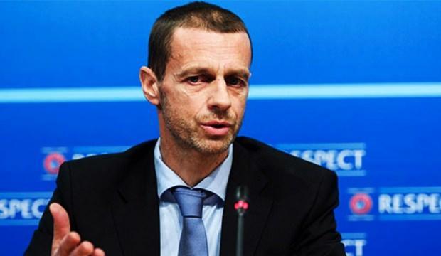 UEFA Başkanı net konuştu: Milli Takım yolu kapanır!