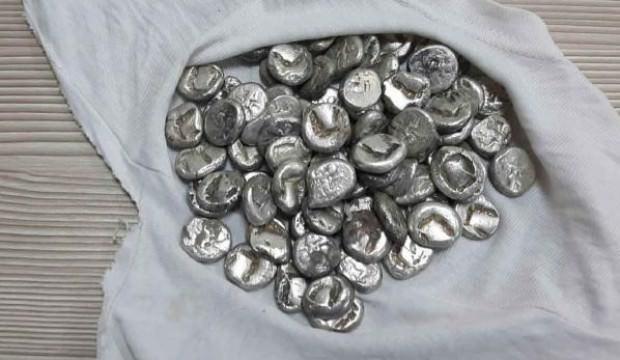 Dalaman'da ele geçirildi! Hepsi gümüş...
