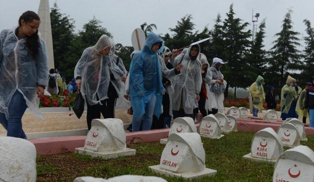"""""""Kuruluştan Çanakkale'ye Tarih ve Medeniyet Gezisi"""""""