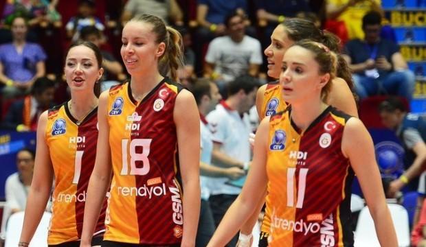 G.Saray yenildi, filede Türk finali kaçtı!