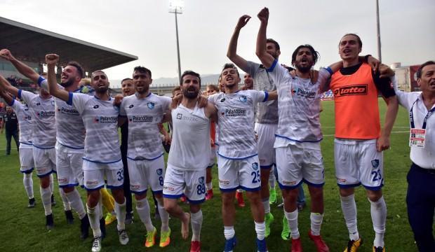 Play-off için son bilet Erzurum'un oldu!