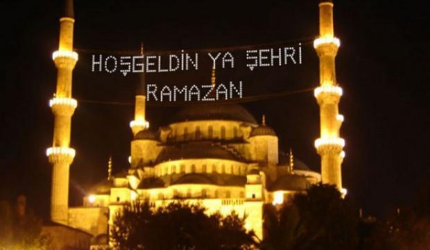 2018 Ramazan Ayı takvimi