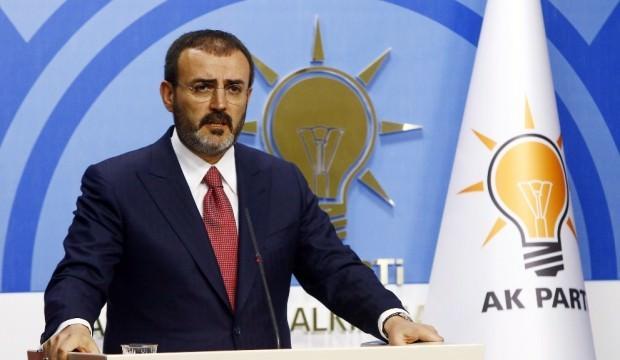 AK Parti'den Fransa'ya sert tepki