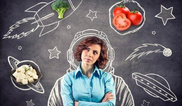 Astronot diyeti nasıl yapılır?