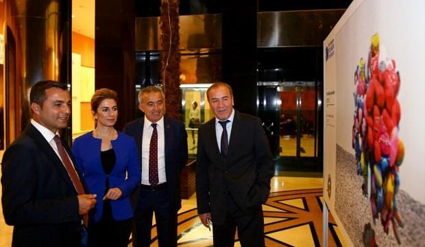 Anadolu Ajansı'nın fotoğraflarına 17 ödül