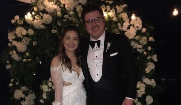 İbrahim Büyükak ile Nurdan Beşen evlendi!