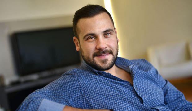 Ümit Erdim baba olduğu anının fotoğrafını paylaştı