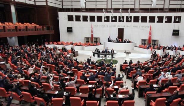 Kaçak geçiş cezasına af Meclis'te