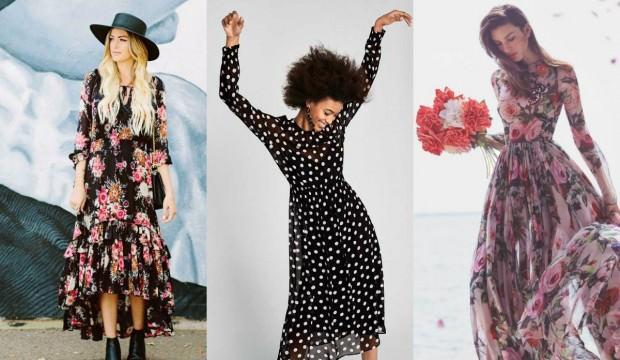 Yaz boyunca giyilebilecek 9 elbise modeli