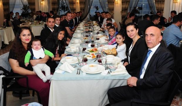 Afrin kahramanlarıyla iftar