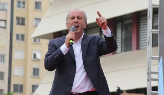 HDP'den Muharrem İnce'yi destekleme sözü