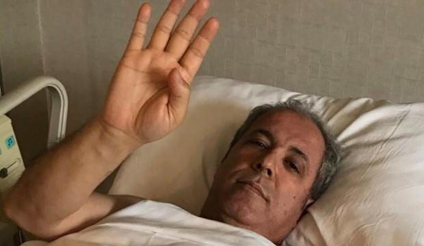 Şamil Tayyar ameliyat oldu