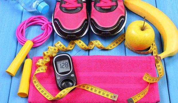 1 haftalık kilo verdiren program