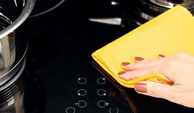 Ankastre ocak en kolay ve titiz bir şekilde nasıl temizlenir?