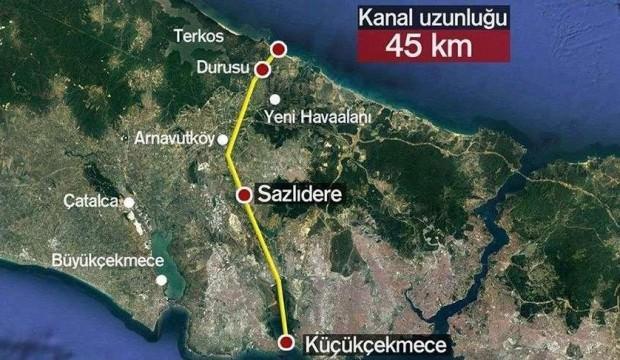 Bakan'dan Kanal İstanbul açıklaması