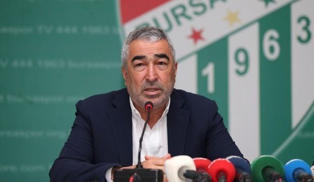 Samet Aybaba resmen Bursaspor'da