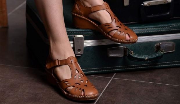 Sezonun öne çıkan sandalet modelleri