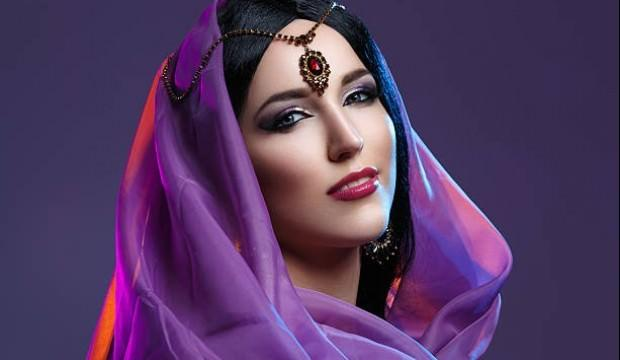 Arap makyajı nasıl yapılır?