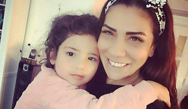 Işın Karaca kızının soyadını değiştirdi