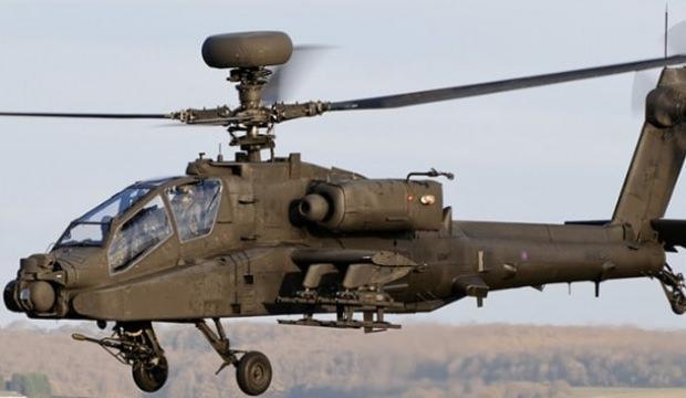 ABD onayladı! 6 adet Apache alıyorlar