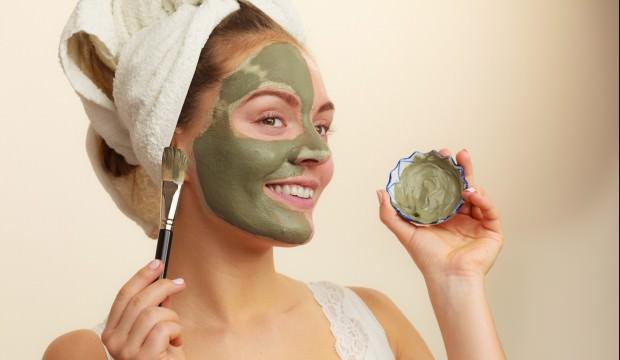 En iyi ve en etkili kil maskeleri