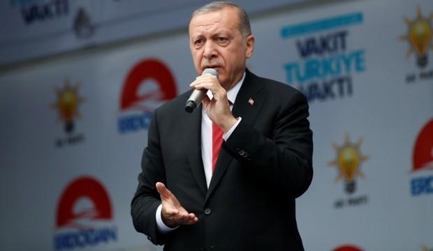 Erdoğan: Yarım asıra damga vuracak!
