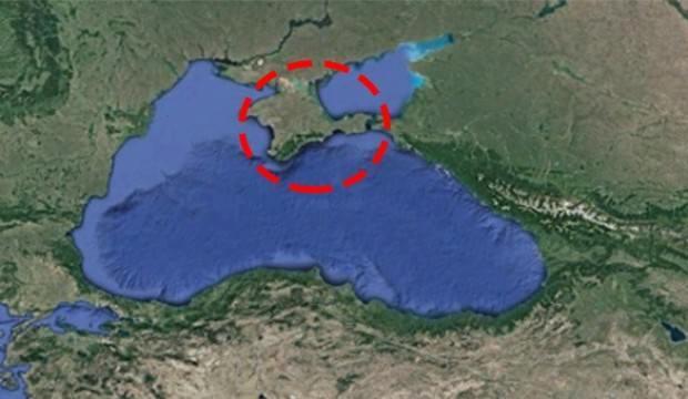 Kırım'ın tamamı karanlığa gömüldü! Saatler sürecek