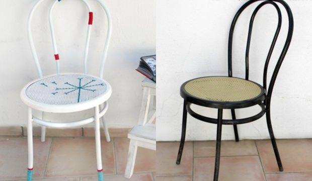 Eski sandalye nasıl yenilenir?