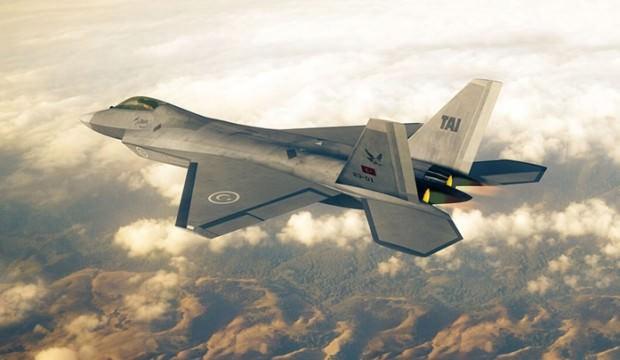 Milli uçak dünyanın en iyi savaş uçağı olacak